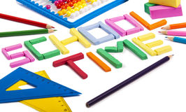 School supply Stock Images
