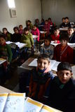 School for syrian refugees in yayladagi Stock Images