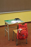 School table Royalty Free Stock Photos