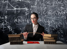 School teacher Stock Photography