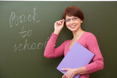 School teacher Royalty Free Stock Photography