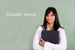School teacher Royalty Free Stock Image