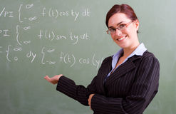 School teacher Royalty Free Stock Photos