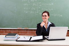 School teacher Stock Images