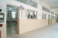 School teaching building Stock Photography