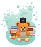 School Teddy Bear Stock Photos