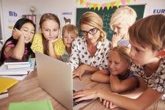 School time Stock Image