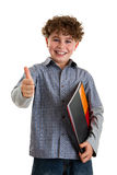 School time - OK sign Stock Images