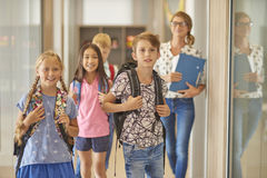 School time Stock Photography
