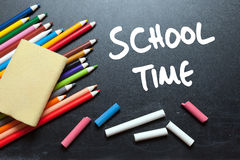 School time Stock Image