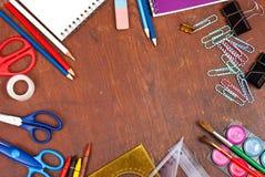 School Tools Stock Photo