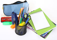 School tools Royalty Free Stock Photography