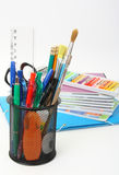 School tools Royalty Free Stock Photos