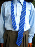 School uniform Royalty Free Stock Image