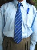 School uniform Stock Photo