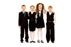 School uniform Stock Images
