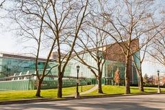 School van de Universiteit van de Wet van Washington stock afbeelding