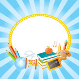 School vector banners Stock Images