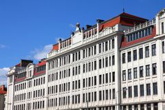 School in Vienna Stock Image