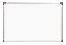 School whiteboard of geïsoleerden raad royalty-vrije stock fotografie