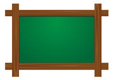School wooden board Stock Image