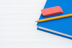School Work Royalty Free Stock Photo