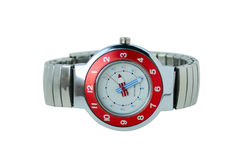 School wristwatch Royalty Free Stock Photos