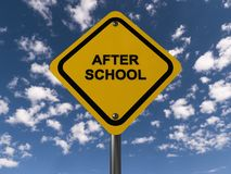 After school Stock Photography