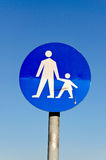 School zone Stock Photography