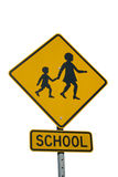 School Zone Stock Photos