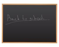 Schoolboard Royalty Free Stock Photography