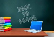 schoolboard 3d Imagen de archivo