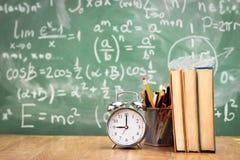 Schoolboeken Stock Foto