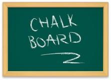 Schoolbord Stock Foto