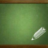 Schoolbord Stock Fotografie