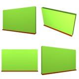 Schoolbord of Groene Raad voor Scholen Royalty-vrije Stock Fotografie
