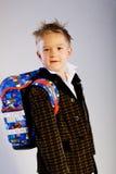 Schoolboy 1 Royalty Free Stock Photos