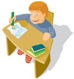 Schoolboy Stock Image