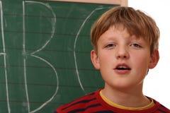 schoolboy Στοκ Εικόνα