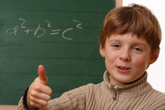 schoolboy στοκ εικόνα με δικαίωμα ελεύθερης χρήσης