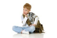 schoolboy Στοκ Εικόνες