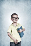 Schoolboy Stock Photo