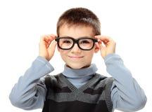 Schoolboy Royalty Free Stock Image
