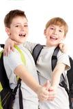 Schoolboys Stock Photography