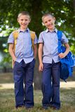 Schoolboys Royalty Free Stock Image