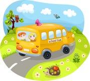 Schoolbus Stock Photo