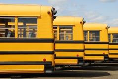 Schoolbus Stock Afbeelding
