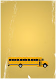 Schoolbus Royalty Free Stock Photo