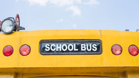 Schoolbus Royalty Free Stock Images