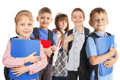 Schoolchild Stock Photo